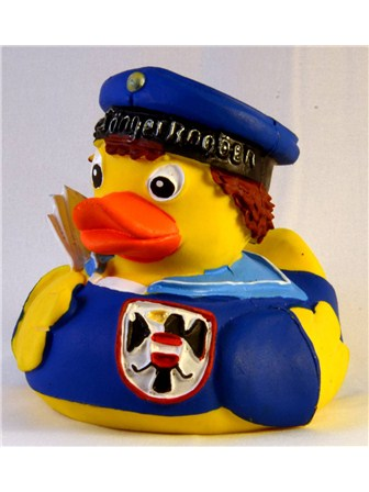 RUBBER DUCK Vienna Boys' Choir (Blue)