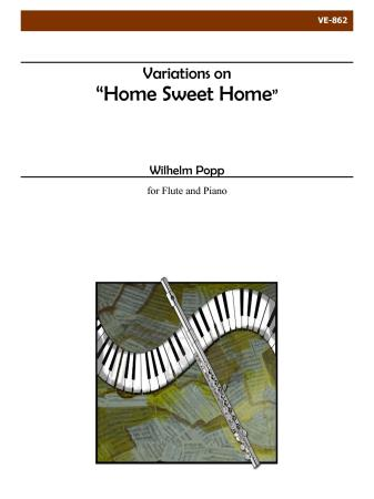 VARIATIONS ON HOME SWEET HOME