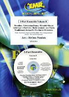 FIVE-PART ENSEMBLE Volume 8 + CD
