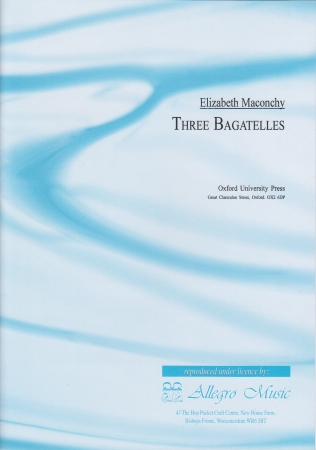 THREE BAGATELLES