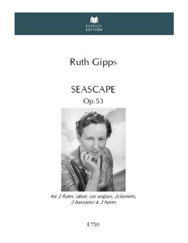 SEASCAPE Op.53 (score & parts)