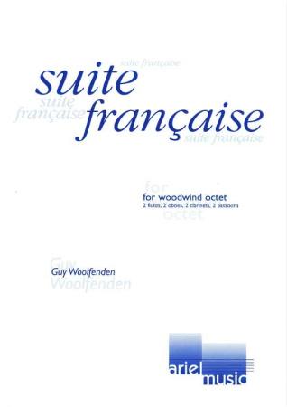 SUITE FRANCAISE (score & parts)