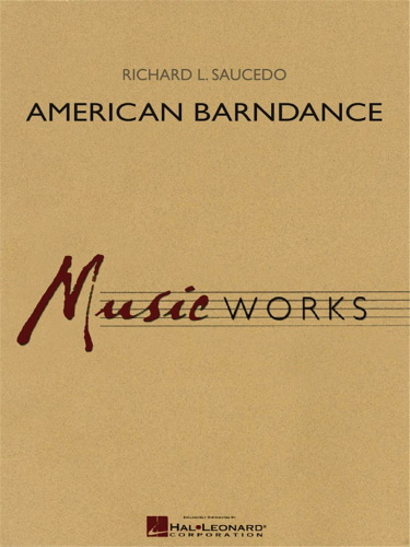 AMERICAN BARNDANCE (score & parts)