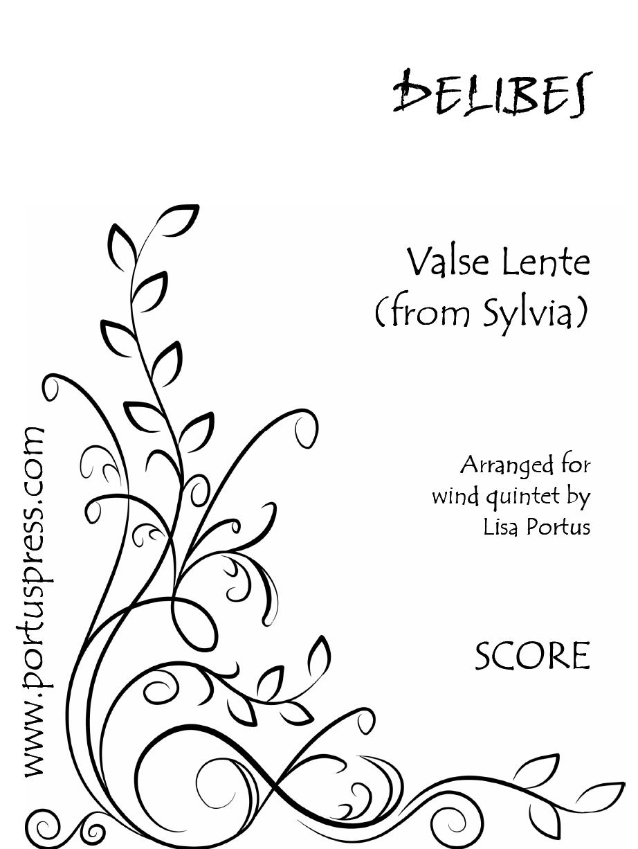 VALSE LENTE from Sylvia