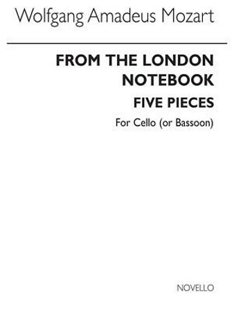 FROM THE LONDON NOTEBOOK bassoon