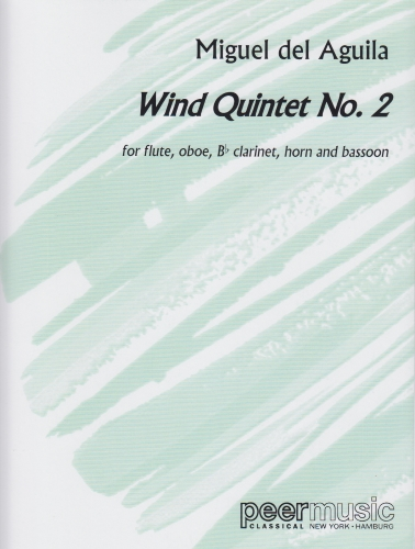 WIND QUINTET No.2 set of parts