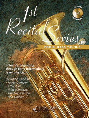 FIRST RECITAL SERIES + CD (treble/bass clef)