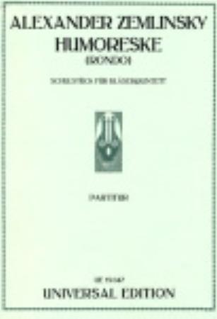 HUMORESKE (Rondo) score
