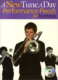 A NEW TUNE A DAY Performance Pieces bass clef+ CD