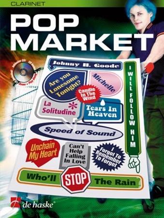 POP MARKET + CD