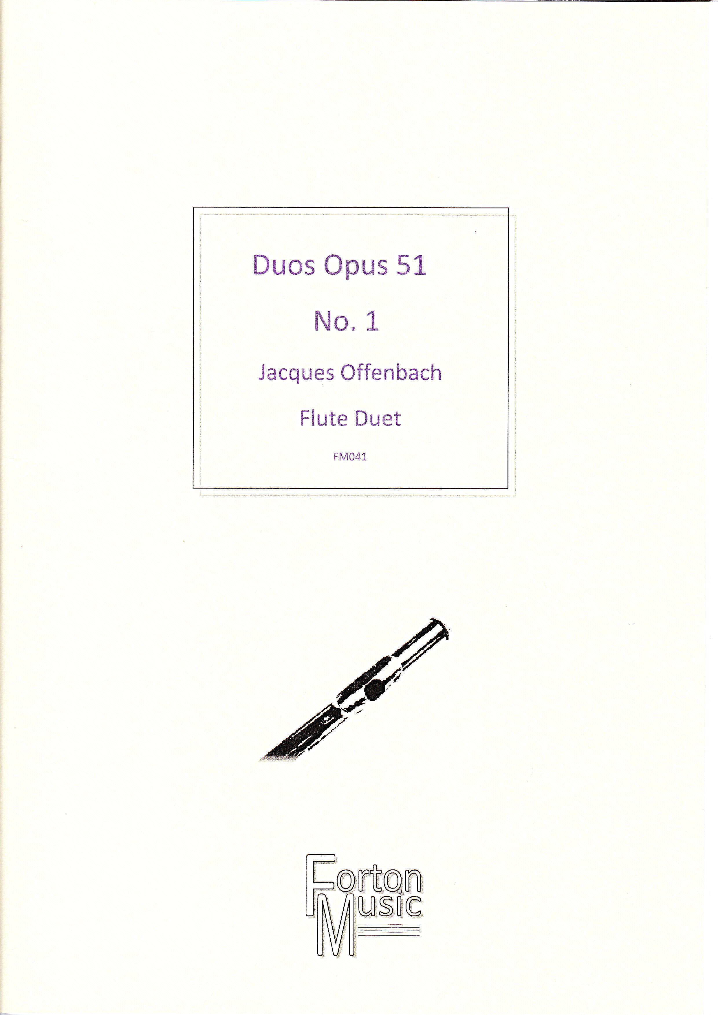 DUOS Op.51/1