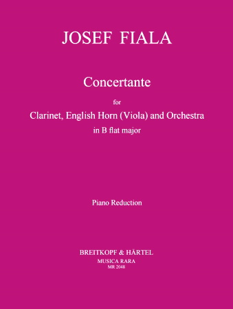 CONCERTANTE in Bb