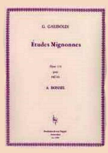 ETUDES MIGNONNES Op.131