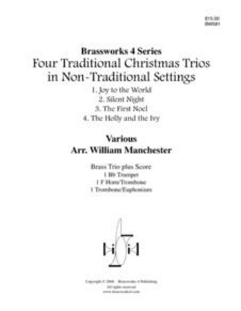 FOUR TRADITIONAL CHRISTMAS TRIOS