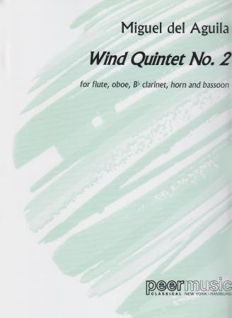 WIND QUINTET No.2 score