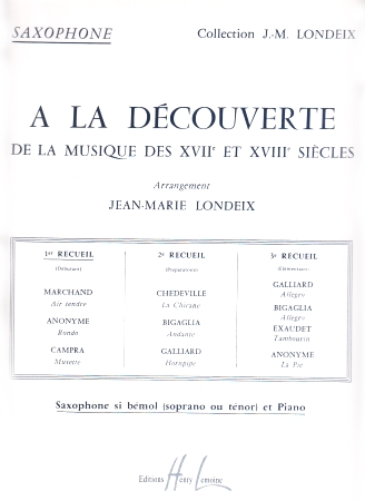 A LA DECOUVERTE Volume 1