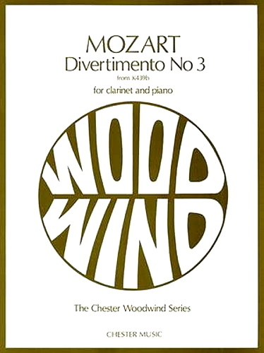 DIVERTIMENTO No.3 from K439b