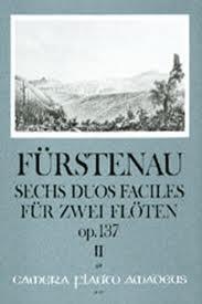 SIX EASY DUETS Op.137 Volume 2