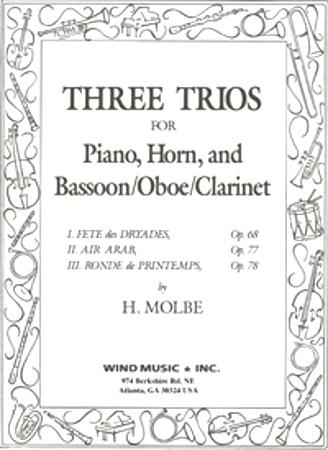 THREE TRIOS