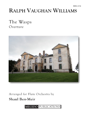 THE WASPS OVERTURE (score & parts)