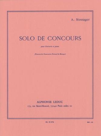 SOLO DE CONCOURS