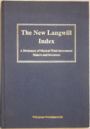 THE NEW LANGWILL INDEX