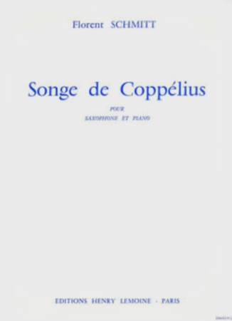 SONGE DE COPPELIUS Op.80 No.11