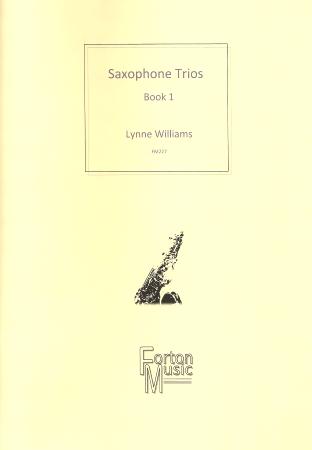 SAXOPHONE TRIOS Book 1 (score & parts)
