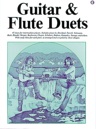 GUITAR AND FLUTE DUETS 47 pieces