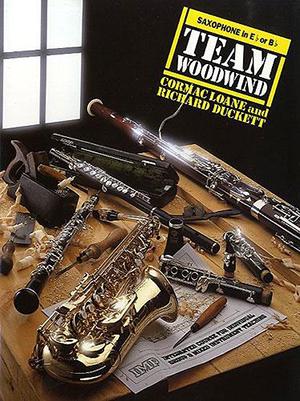 TEAM WOODWIND Eb Saxophone + CD