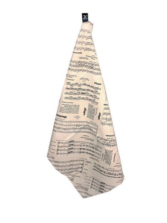 TEA TOWEL Music