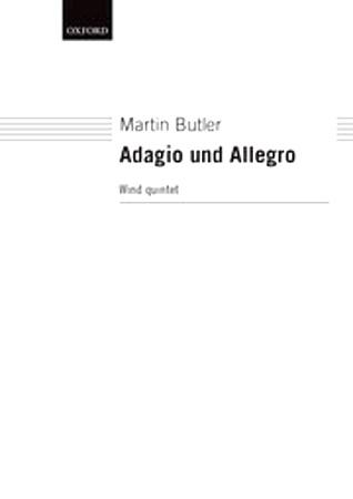 ADAGIO UND ALLEGRO (score & parts)