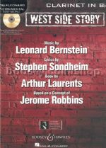 WEST SIDE STORY for Clarinet + CD