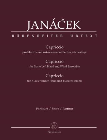 CAPRICCIO piano score & parts