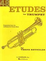 48 ETUDES FOR TRUMPET