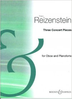 THREE CONCERT PIECES