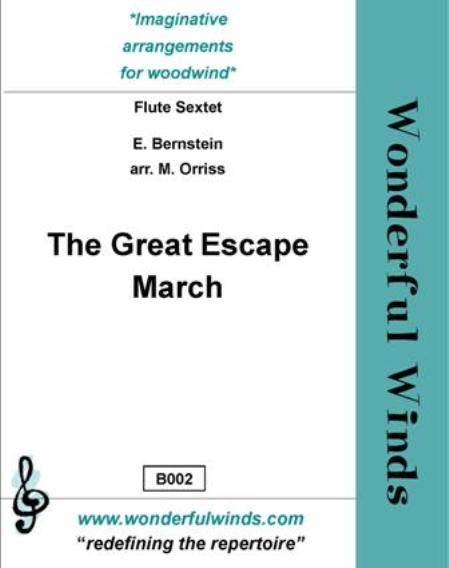 GREAT ESCAPE MARCH
