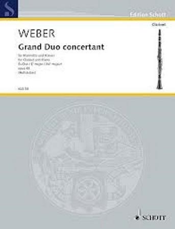 GRAND DUO CONCERTANT Op.48