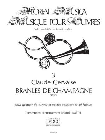 BRANSLES DE CHAMPAGNE