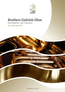 BROTHERS Gabriel's Oboe (score & parts)