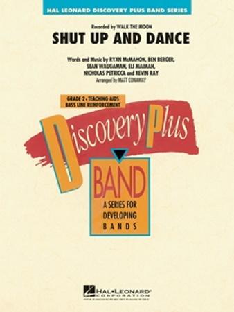 SHUT UP AND DANCE (score & parts)