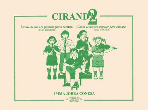 CIRANDA Album of Popular Chamber Music Volume 2