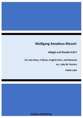 ADAGIO AND RONDO K.617 (score & parts)