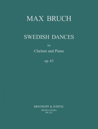 SWEDISH DANCES Op.63