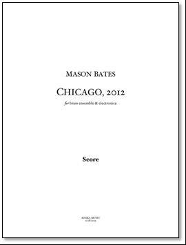 CHICAGO 2012 scores & parts