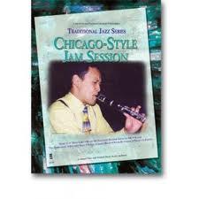 CHICAGO-STYLE JAM SESSION + CD