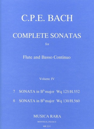 COMPLETE SONATAS Volume 4