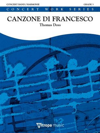 CANZONE DI FRANCESCO (score & parts)