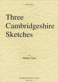 THREE CAMBRIDGESHIRE SKETCHES