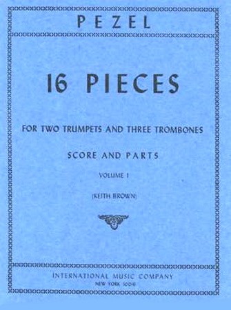 16 PIECES Volume 1